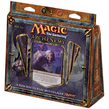 Archenemy - Bring About the Undead Apocalypse Game Pack