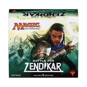 Battle for Zendikar - Fat Pack
