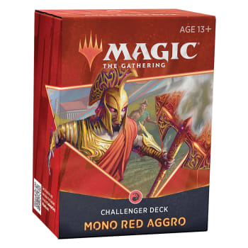 Challenger Deck 2021 - Mono-Red Aggro