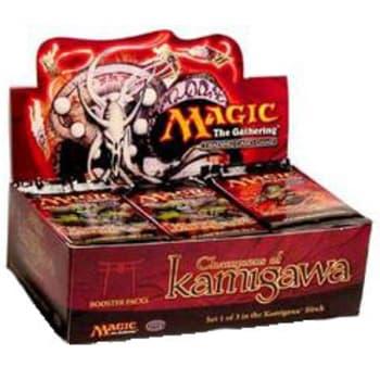 Champions of Kamigawa - Booster Box