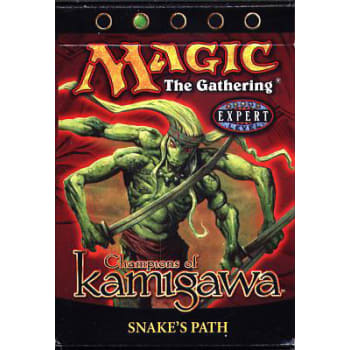 Champions of Kamigawa Precon - Snake's Path