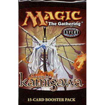 Champions of Kamigawa - Booster Pack