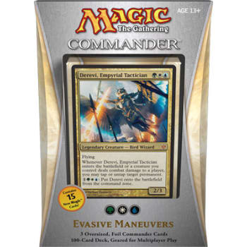 Commander (2013 Edition) - Evasive Maneuvers Deck