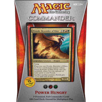 Commander (2013 Edition) - Power Hungry Deck