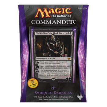 Commander (2014 Edition) - Sworn to Darkness Deck