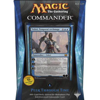 Commander (2014 Edition) - Peer Through Time Deck