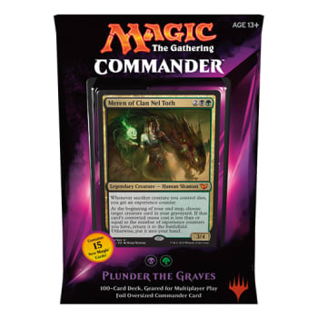 Commander (2015 Edition) - Plunder the Graves