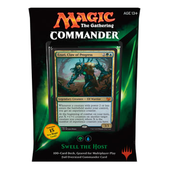 Commander (2015 Edition) - Swell the Host