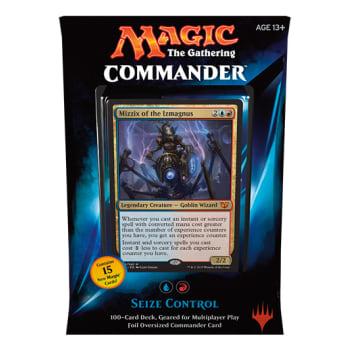 Commander (2015 Edition) - Seize Control