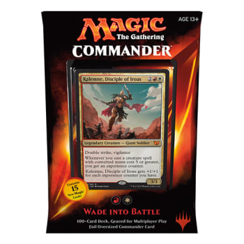 Commander (2015 Edition) - Wade into Battle