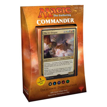 Commander (2017 Edition) - Draconic Domination