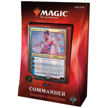 Commander (2018 Edition) - Exquisite Invention