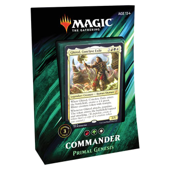 Commander 2019 Edition - Primal Genesis
