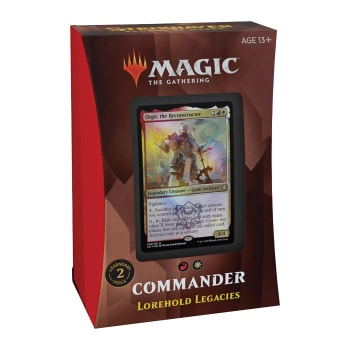 Commander 2021 Edition - Lorehold Legacies Commander Deck