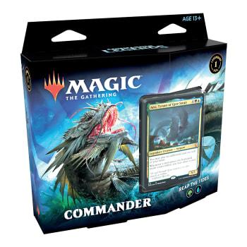 Commander Legends - Commander Deck - Reap the Tides