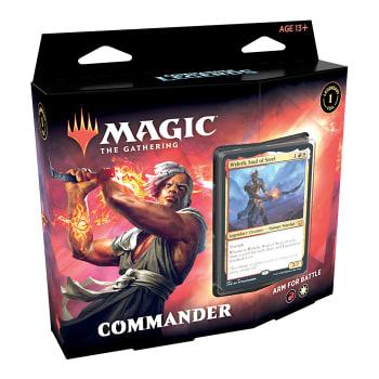 Commander Legends - Commander Deck - Arm For Battle