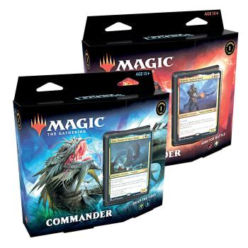 Commander Legends - Commander Deck - Set of 2