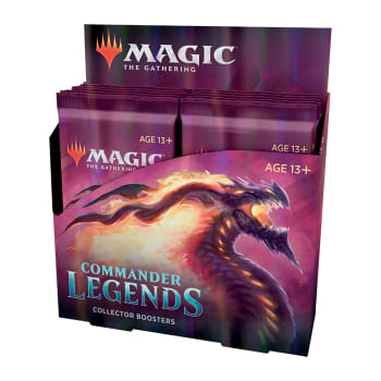 Commander Legends - Collector Booster Box (1)