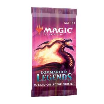 Commander Legends - Collector Booster Pack
