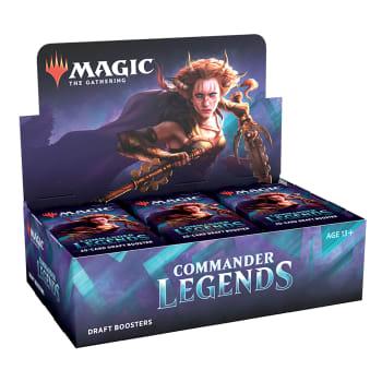 Commander Legends - Draft Booster Box (1)