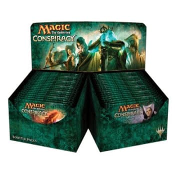 Conspiracy - Booster Box