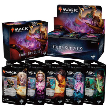 Core Set 2019 - Variety Pack
