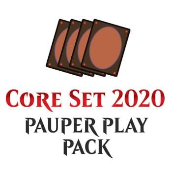 Core Set 2020 - Pauper Play Pack