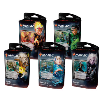Core Set 2020 - Planeswalker Deck - Set of 5