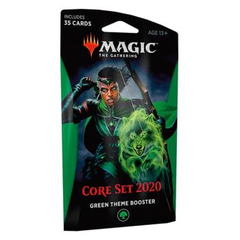Core Set 2020 - Green Theme Booster - Vivien