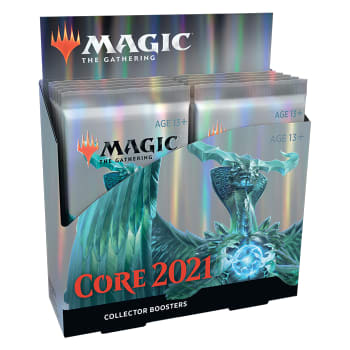 Core Set 2021 - Collector Booster Box (1)