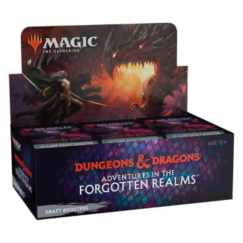 D&D: Adventures in the Forgotten Realms - Draft Booster Box
