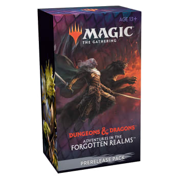D&D: Adventures in the Forgotten Realms - Prerelease Pack