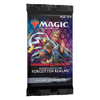 D&D: Adventures in the Forgotten Realms - Set Booster Pack