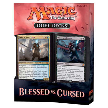 Duel Deck: Blessed Vs. Cursed