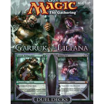 Duel Deck: Garruk vs. Liliana