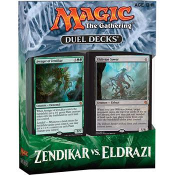 Duel Deck: Zendikar vs. Eldrazi