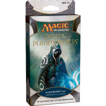 Duels of the Planeswalkers - Thoughts of the Wind Deck