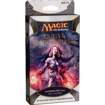 Duels of the Planeswalkers - Eyes of Shadow Deck