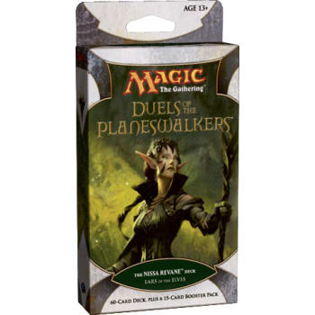 Duels of the Planeswalkers - Ears of the Elves Deck