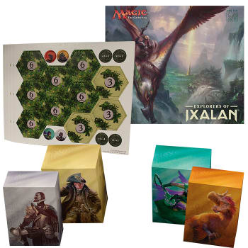 Explorers of Ixalan - Map Tiles Pack