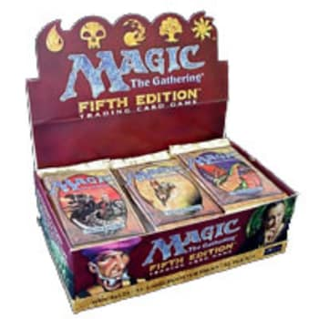 Fifth Edition - Booster Box