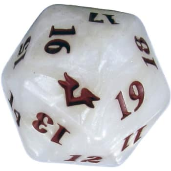 From the Vault: Angels - D20 Spindown Life Counter