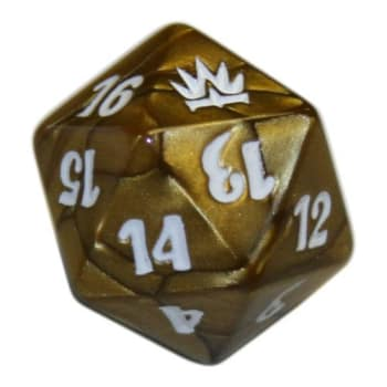 From the Vault: Legends - D20 Spindown Life Counter