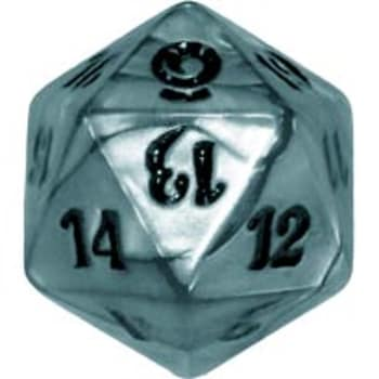 From the Vault: Relics - D20 Spindown Life Counter