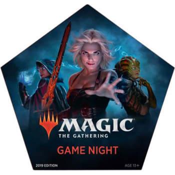 Magic the Gathering Game Night 2019