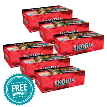 Ikoria: Lair of Behemoths - Booster Box (6)
