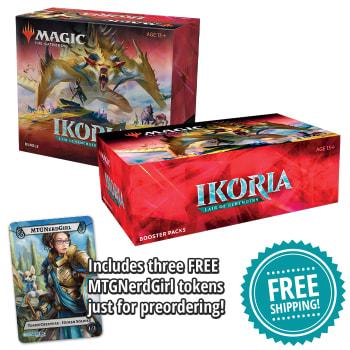 Ikoria: Lair of Behemoths - Small Variety Pack