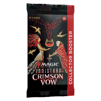 Innistrad: Crimson Vow - Collector Booster Pack