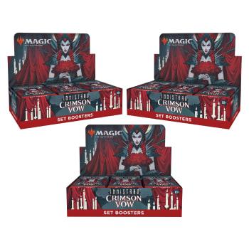 Innistrad: Crimson Vow - Set Booster Box (3)
