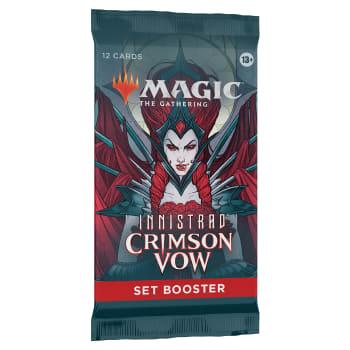 Innistrad: Crimson Vow - Set Booster Pack